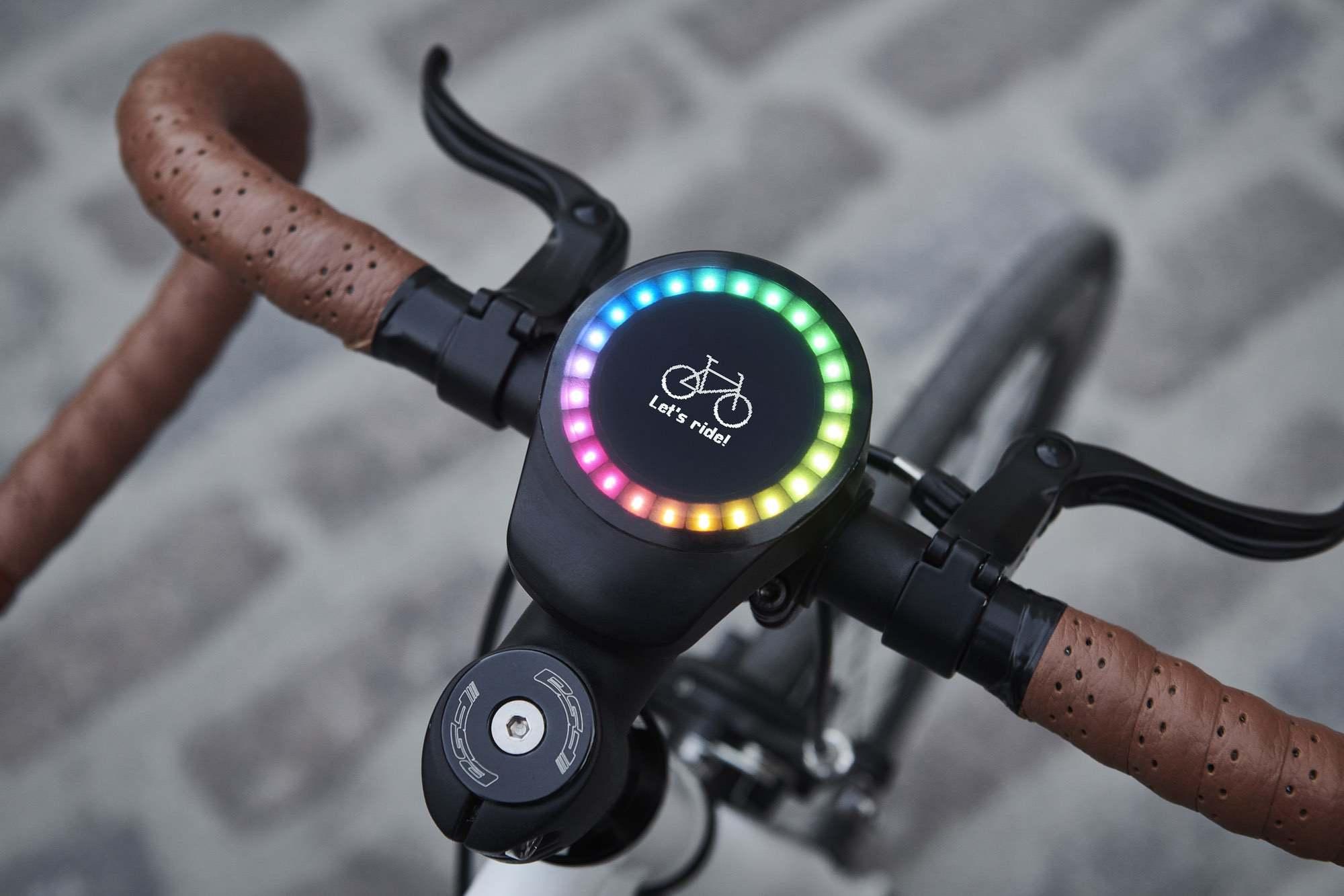 SmartHalo 2: Gadget fürs Fahrrad macht Bike wesentlich smarter