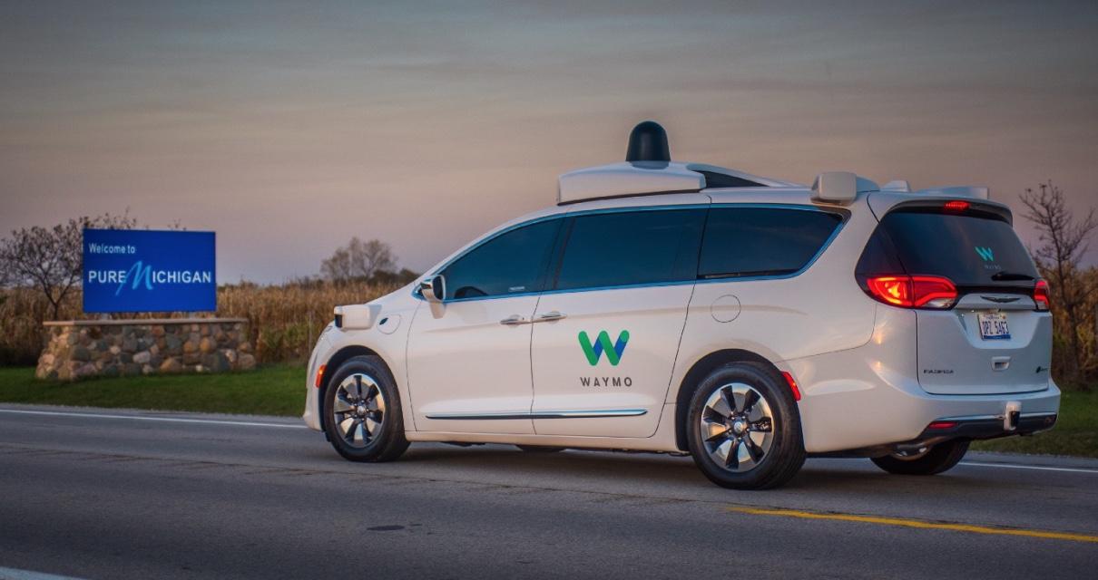 Waymo: Autonome Taxis sollen nach Europa kommen