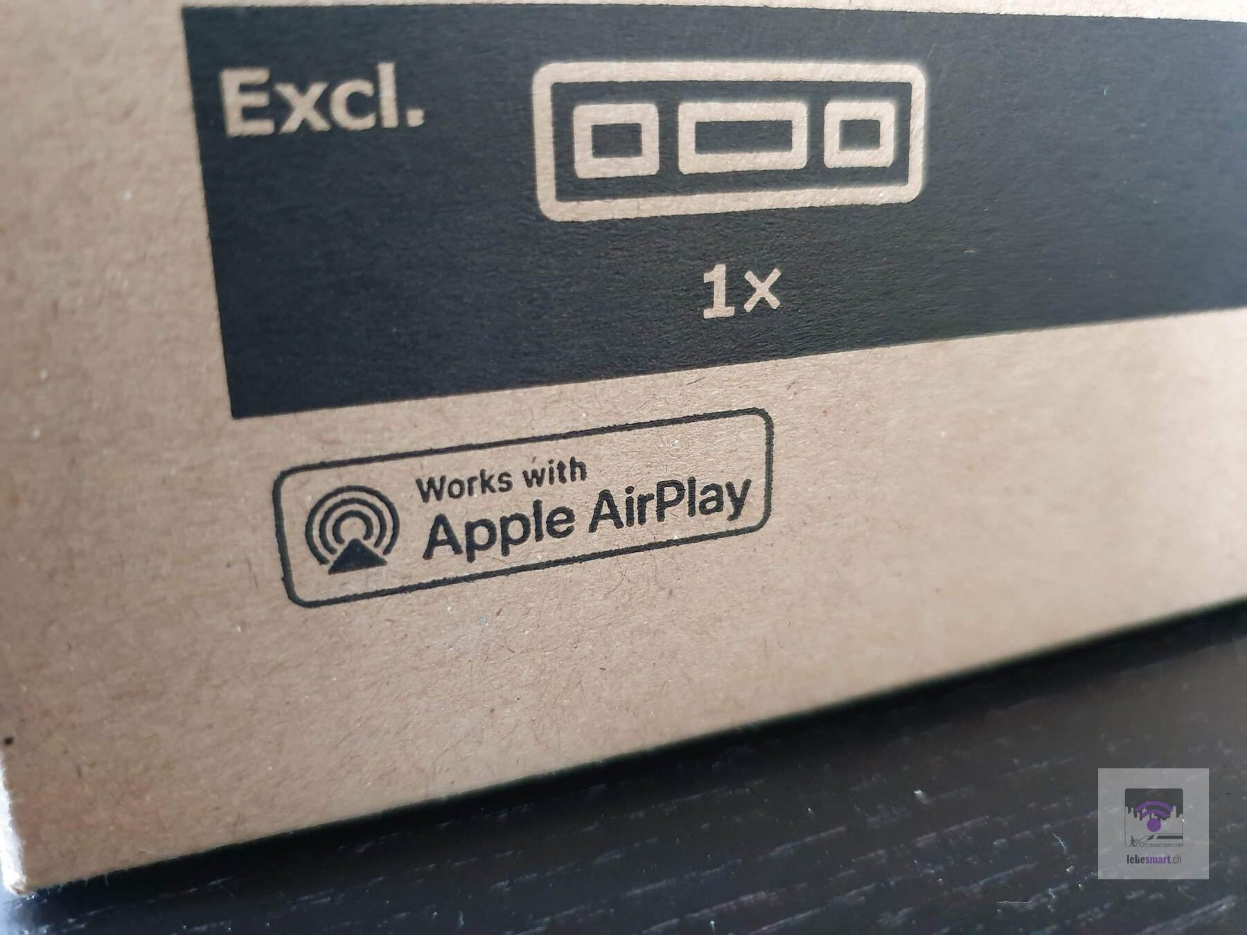 Apple AirPlay kompatibel