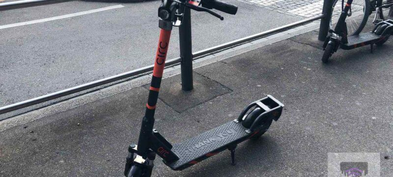 E-Scooter fahren machen spass