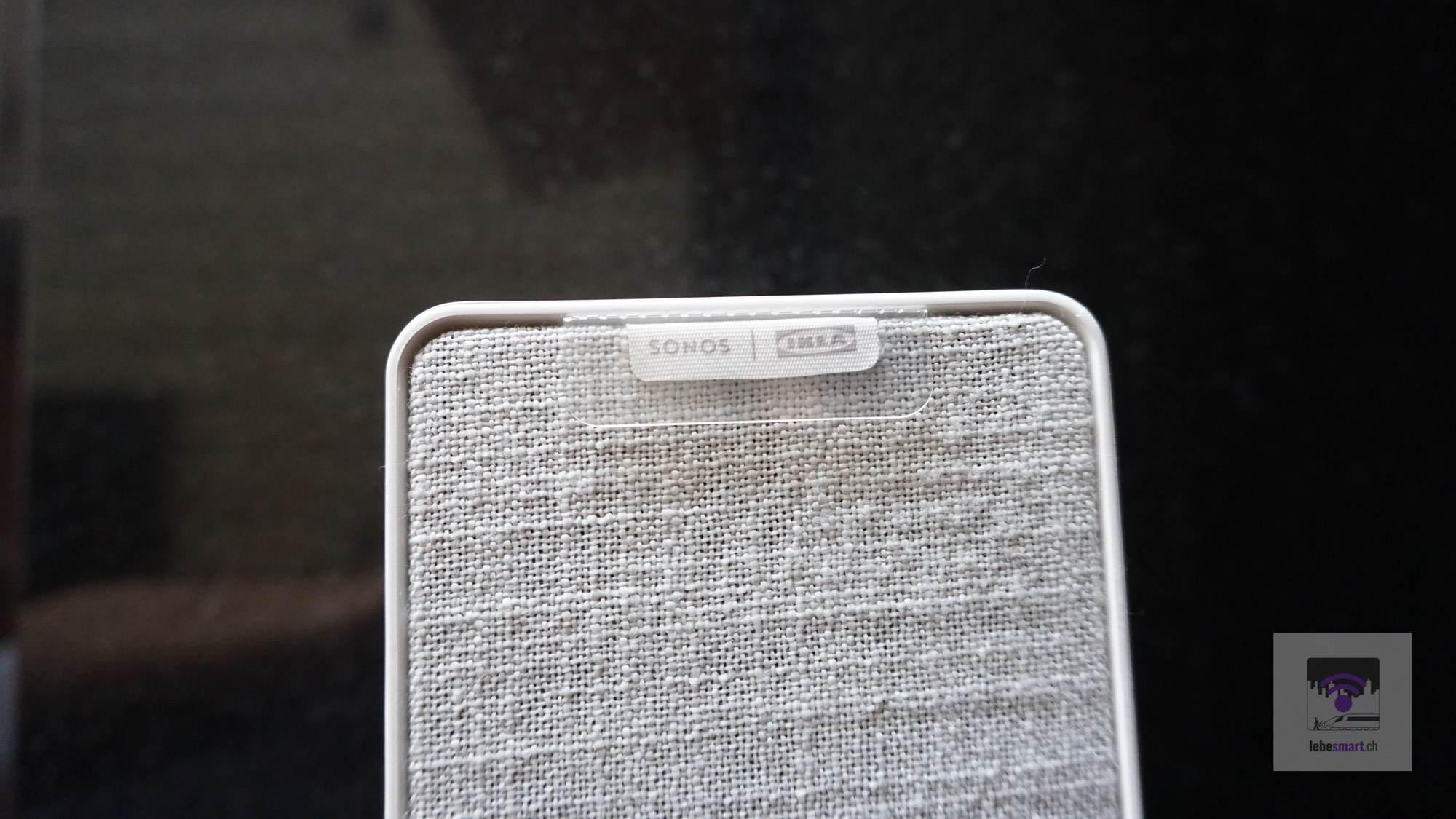 Das SONOS/IKEA-Label