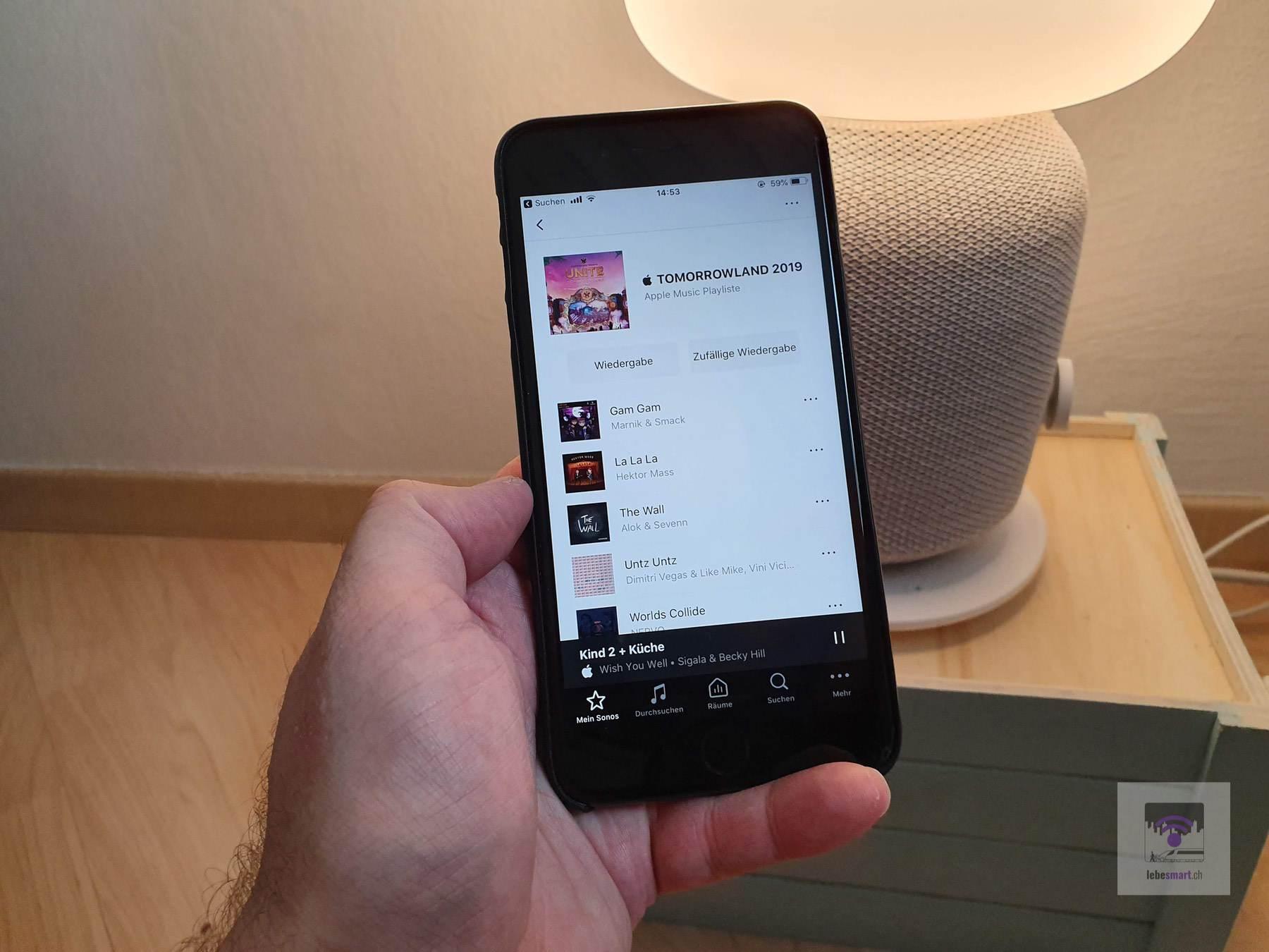 IKEA Symfonisk: Unboxing und erster Sound-Test