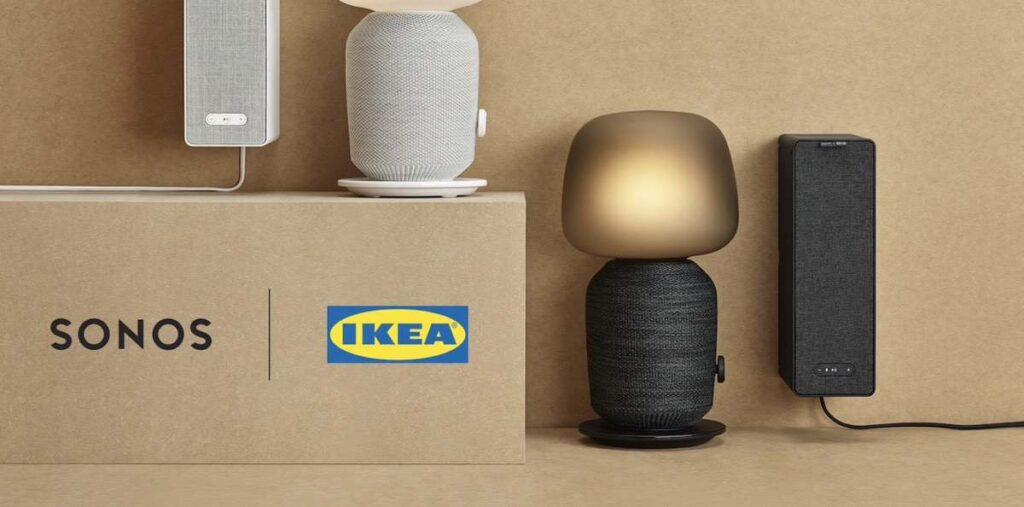 IKEA Kooperiert mit Sonos