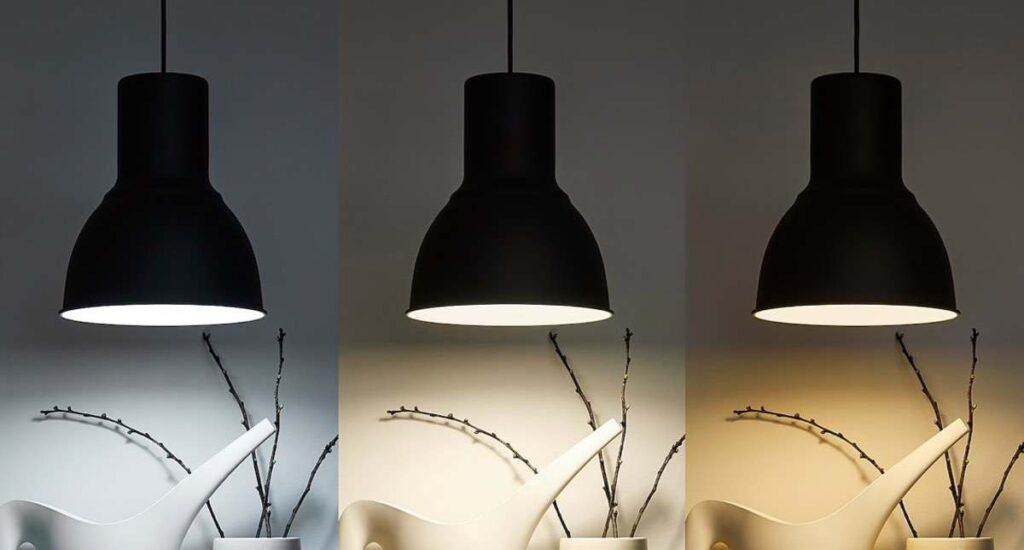 Neue Leuchtmittel bei IKEA Smart Home Lampen
