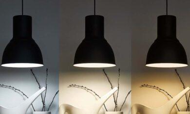 Neue Leuchtmittel und andere Produkte vorgestellt
