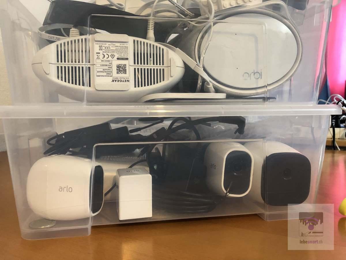 Arlo mit HomeKit Unterstützung – Vorerst für die Pro und Pro 2 Modelle
