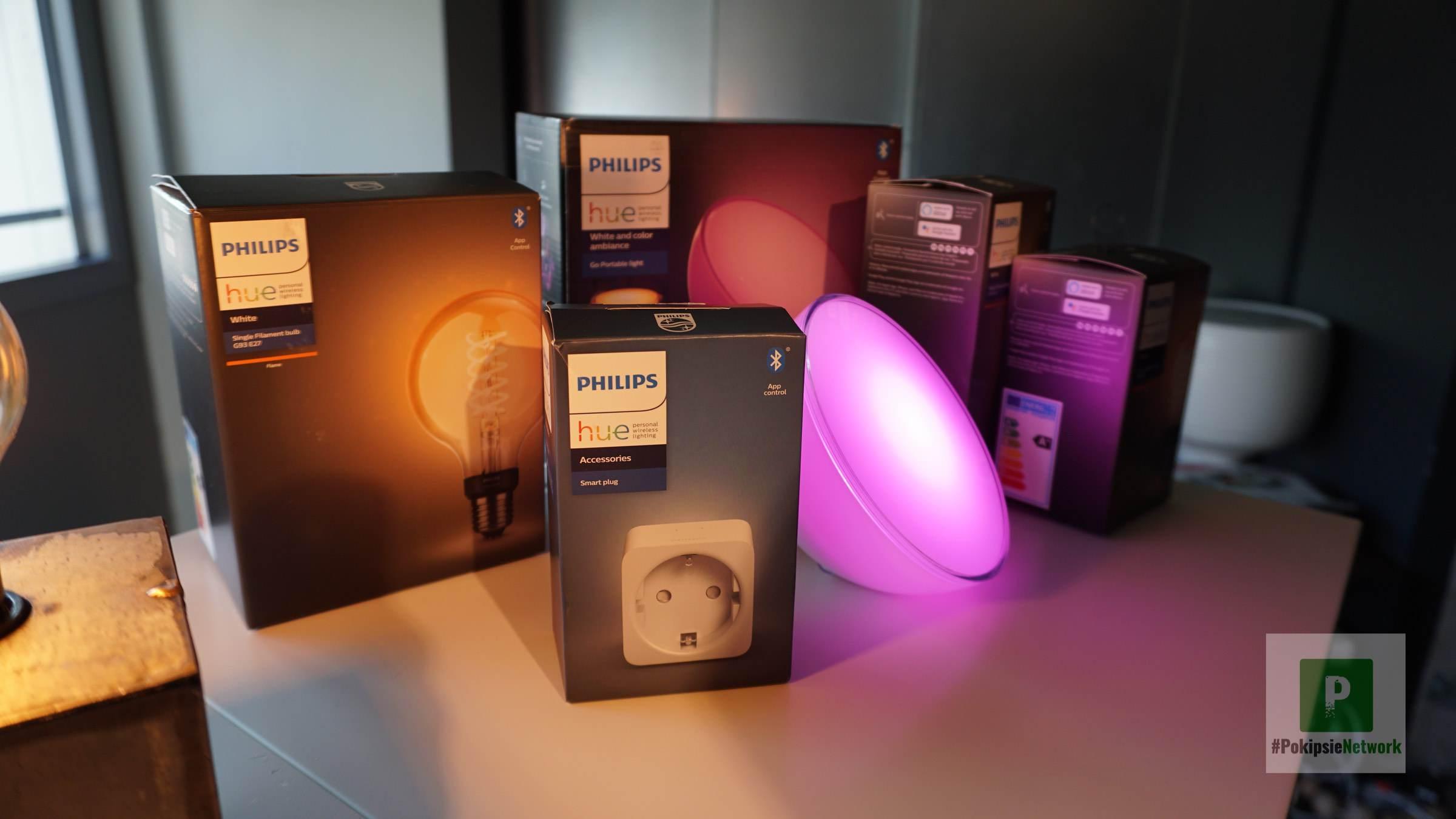 Philips Hue Filament: Retro-Lampen liegen schwer im Trend #IFA2019