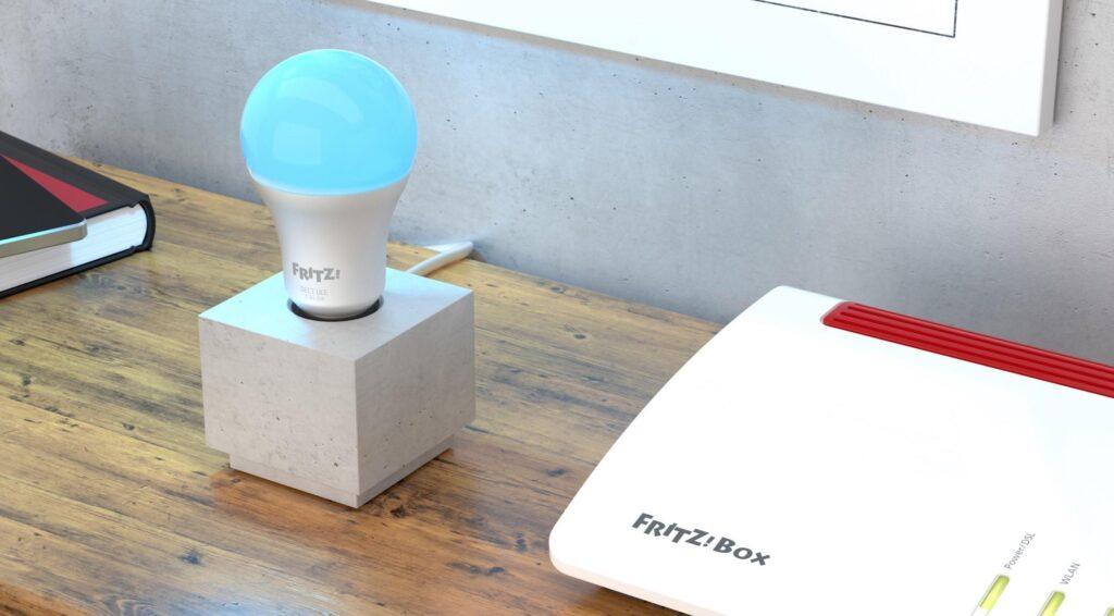AVM FRITZ!Dect 500 LED-Lampe