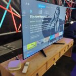 Swisscom TV Box Fernseher