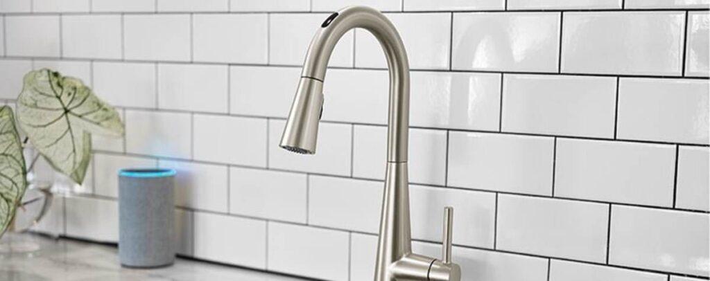 Smarter Wasserhahn