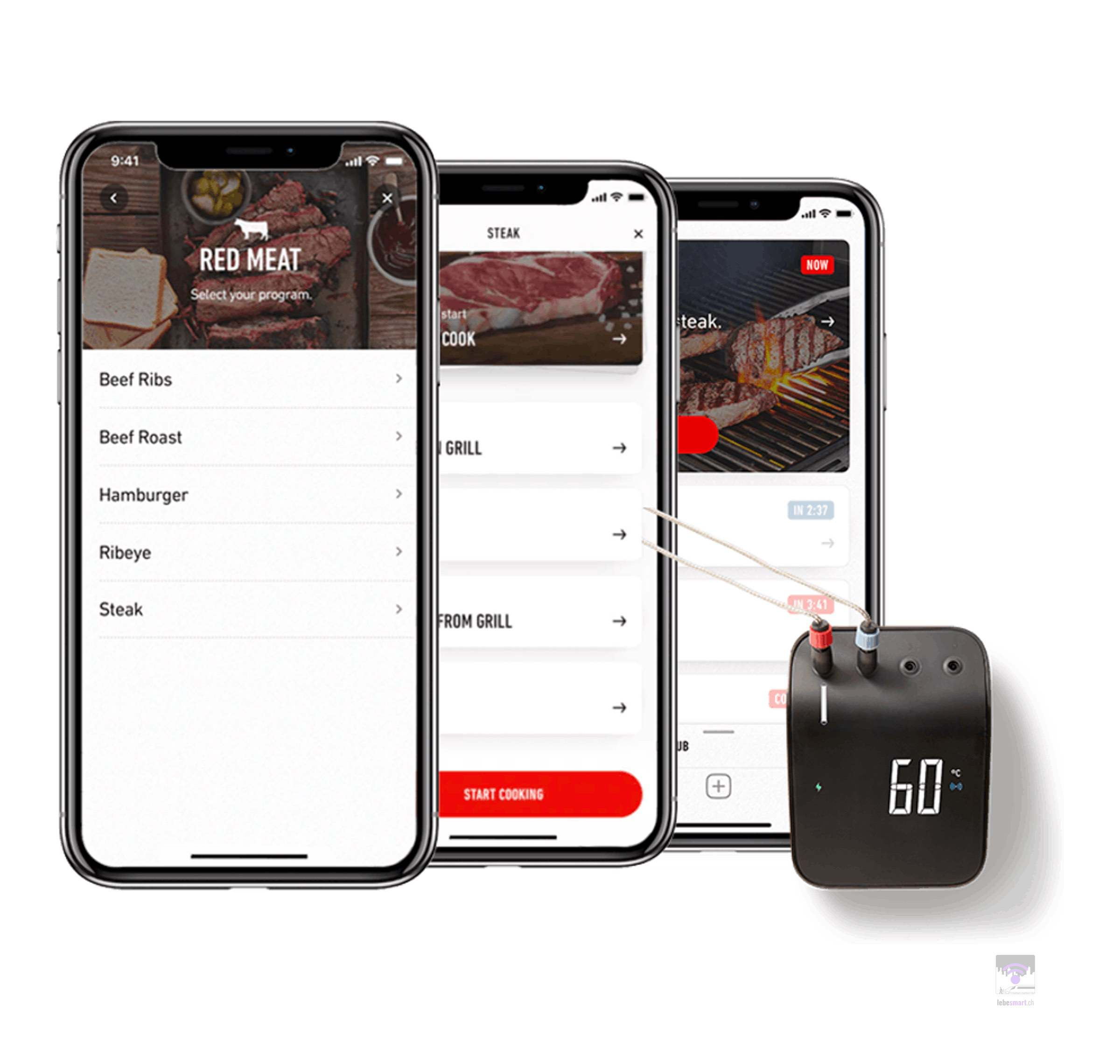 Weber Connect Smart Grilling Hub – Mach deinen Grill smart