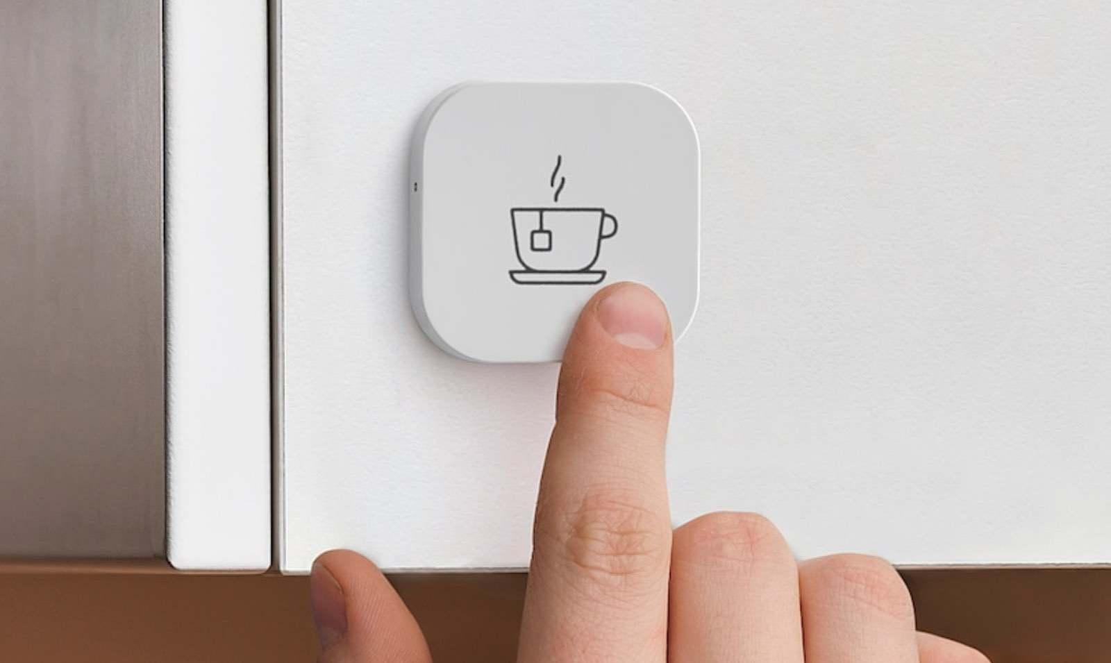 IKEA Shortcut-Schalter: Tradfri Snelkoppelknop bald auch in der Schweiz