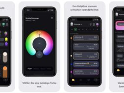 Generalüberholte Android und iOS App