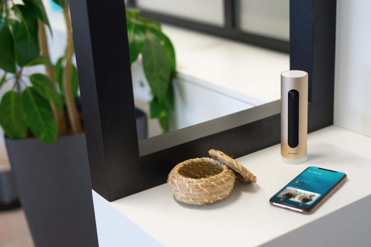Netatmo Smart Indoor Camera bekommt HomeKit Secure Video Unterstützung