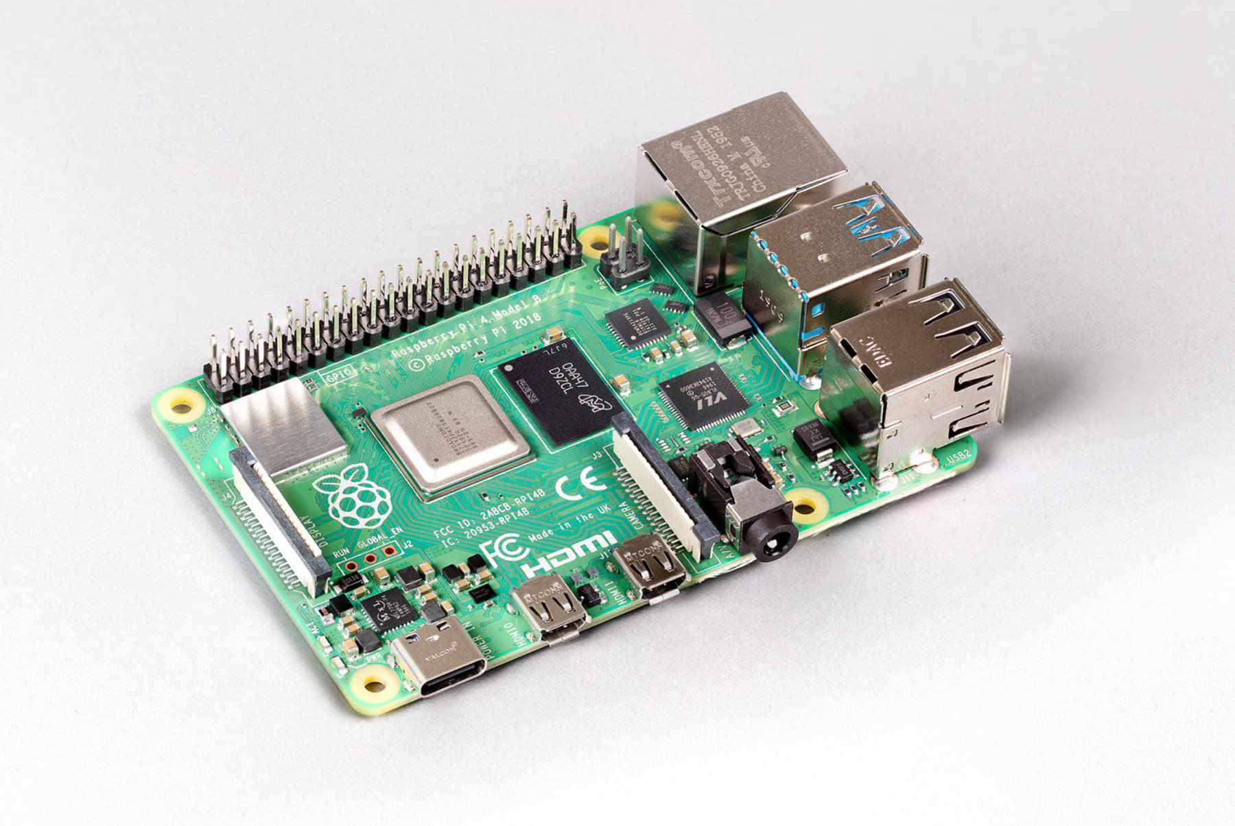 Raspberry Pi 4 – Ab sofort mit 8 GB RAM