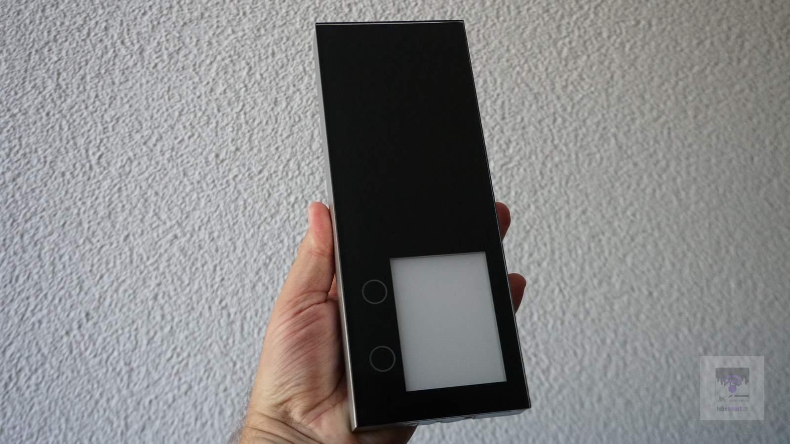 DoorLine Slim DECT kurz angetestet – Smarte Türklingel ohne Cloud