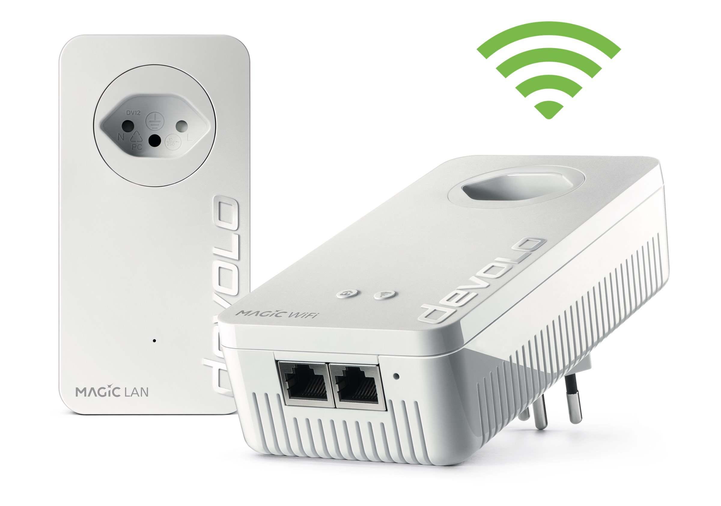 Devolo Magic 2 WiFi next vorgestellt