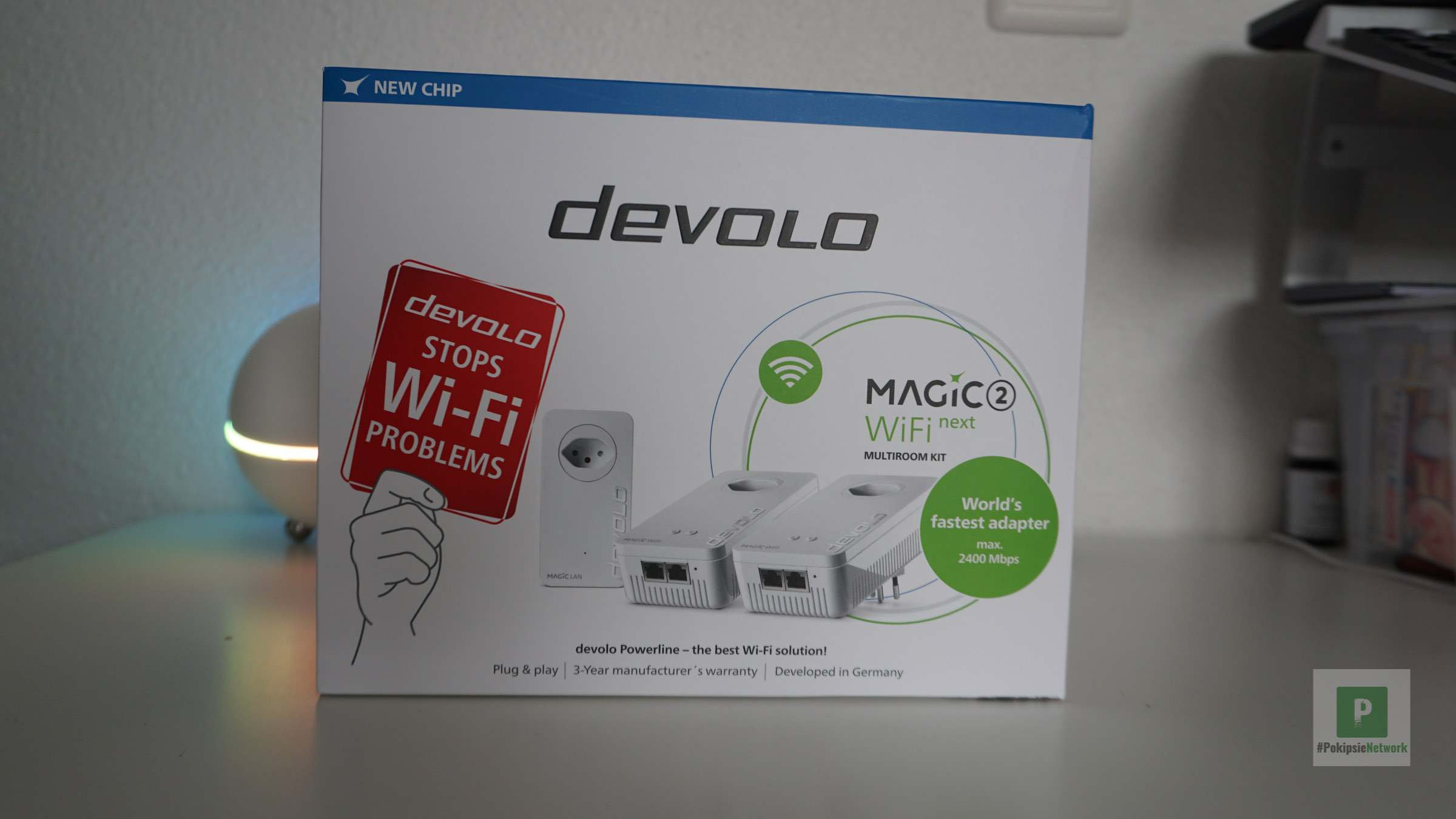 Devolo Magic 2 WiFi next vorgestellt
