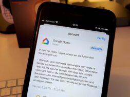 Google Home für iOS