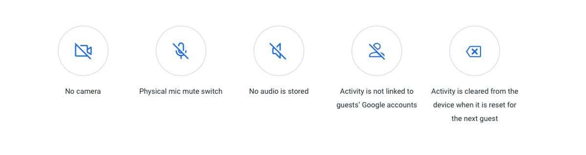 Google verspricht nichts mit zu nehmen