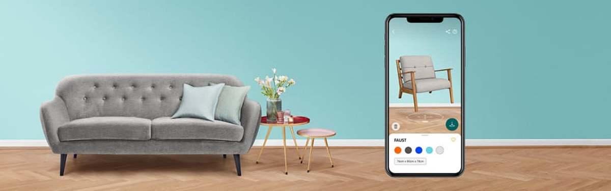 Micasa 3D App – Neu mit 3D-Einrichtung ala IKEA