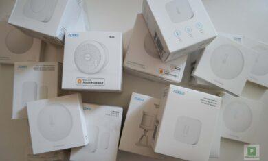 Aqara Smart Home Gadgets