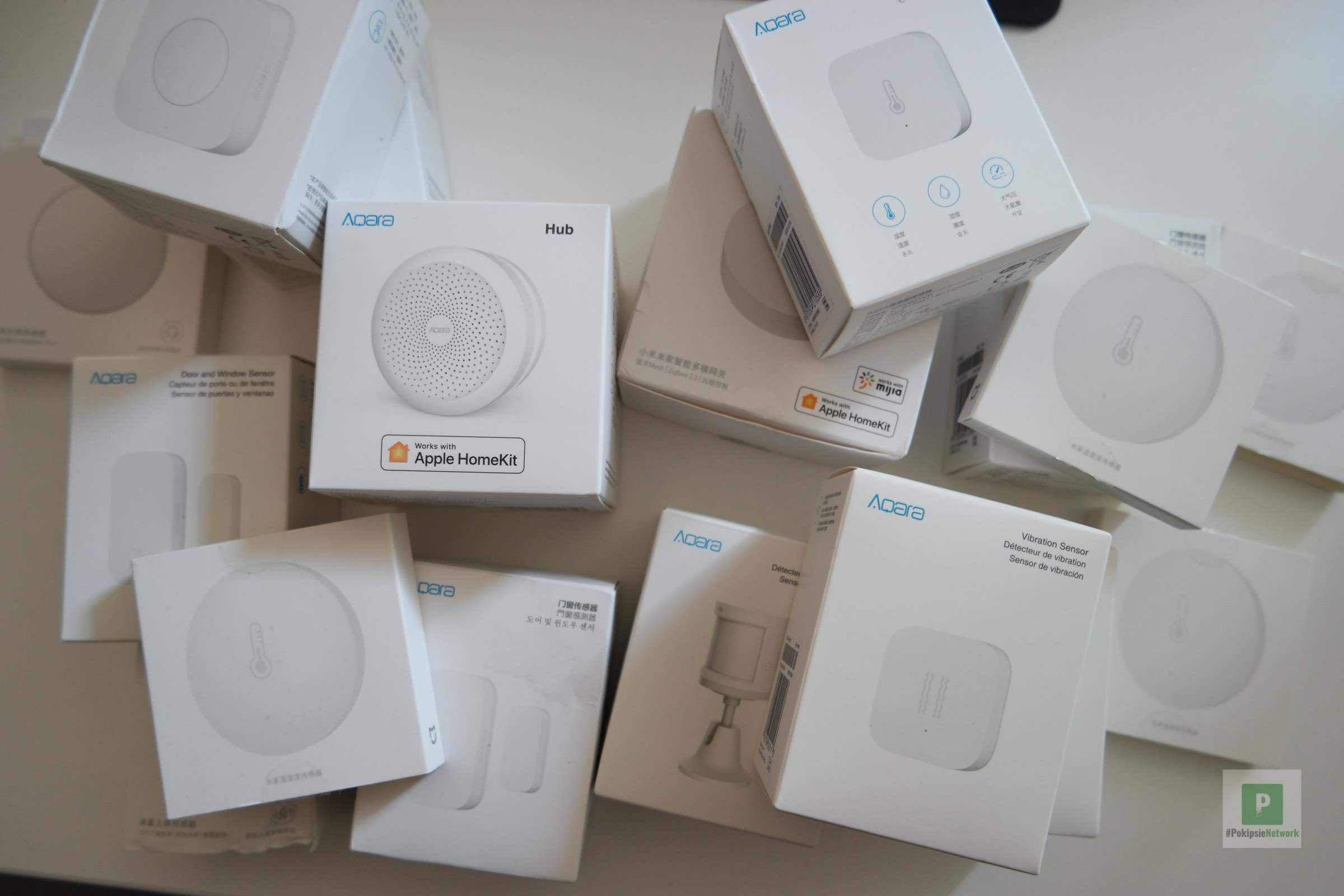 Aqara Test – Hub und Sensoren für den günstigen HomeKit Einstieg