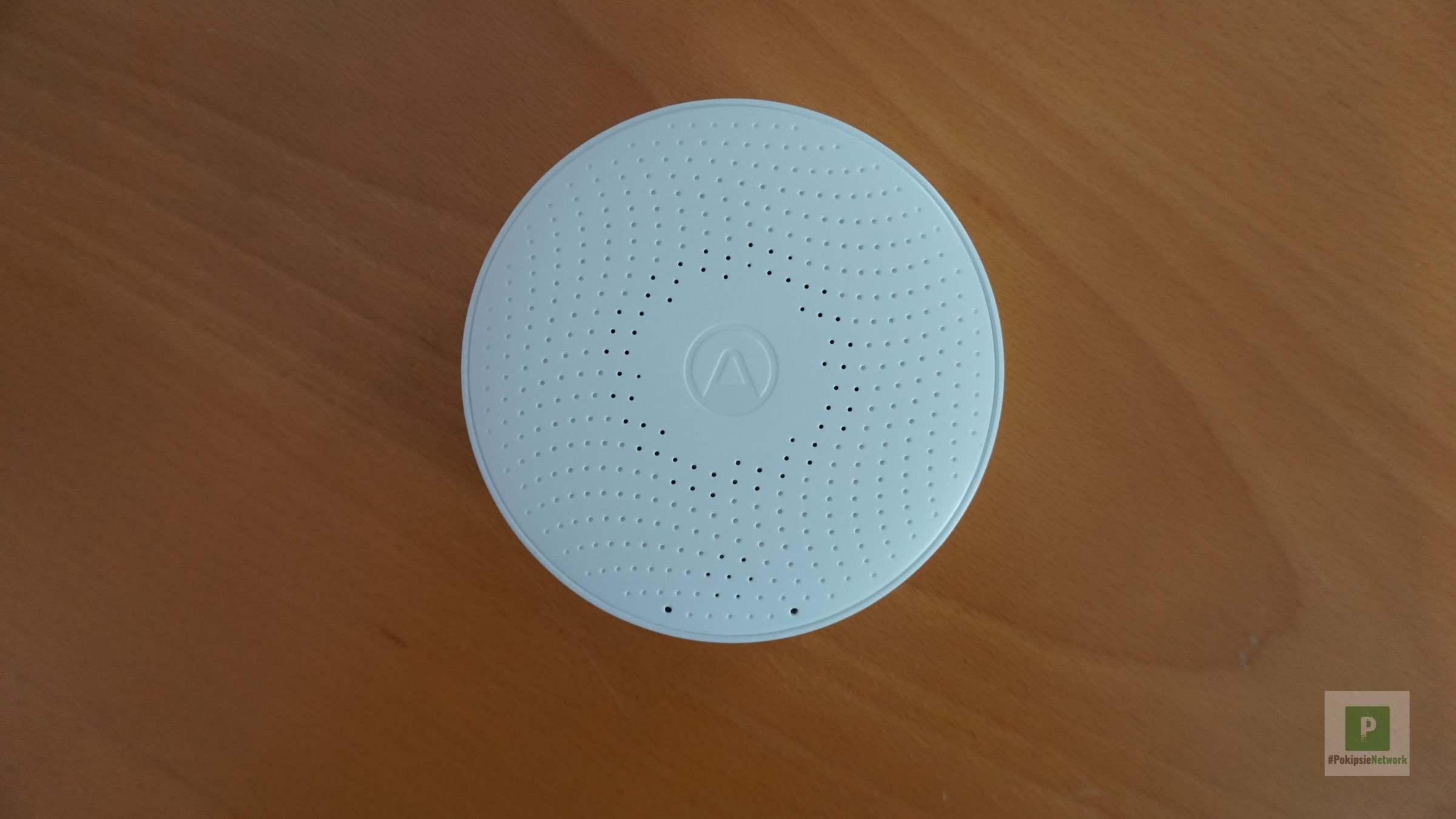 Airthings Wave Plus – Misst deine Luftqualität daheim oder im Büro