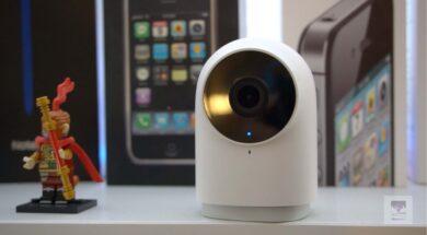Aqara – G2H HomeKit Kamera