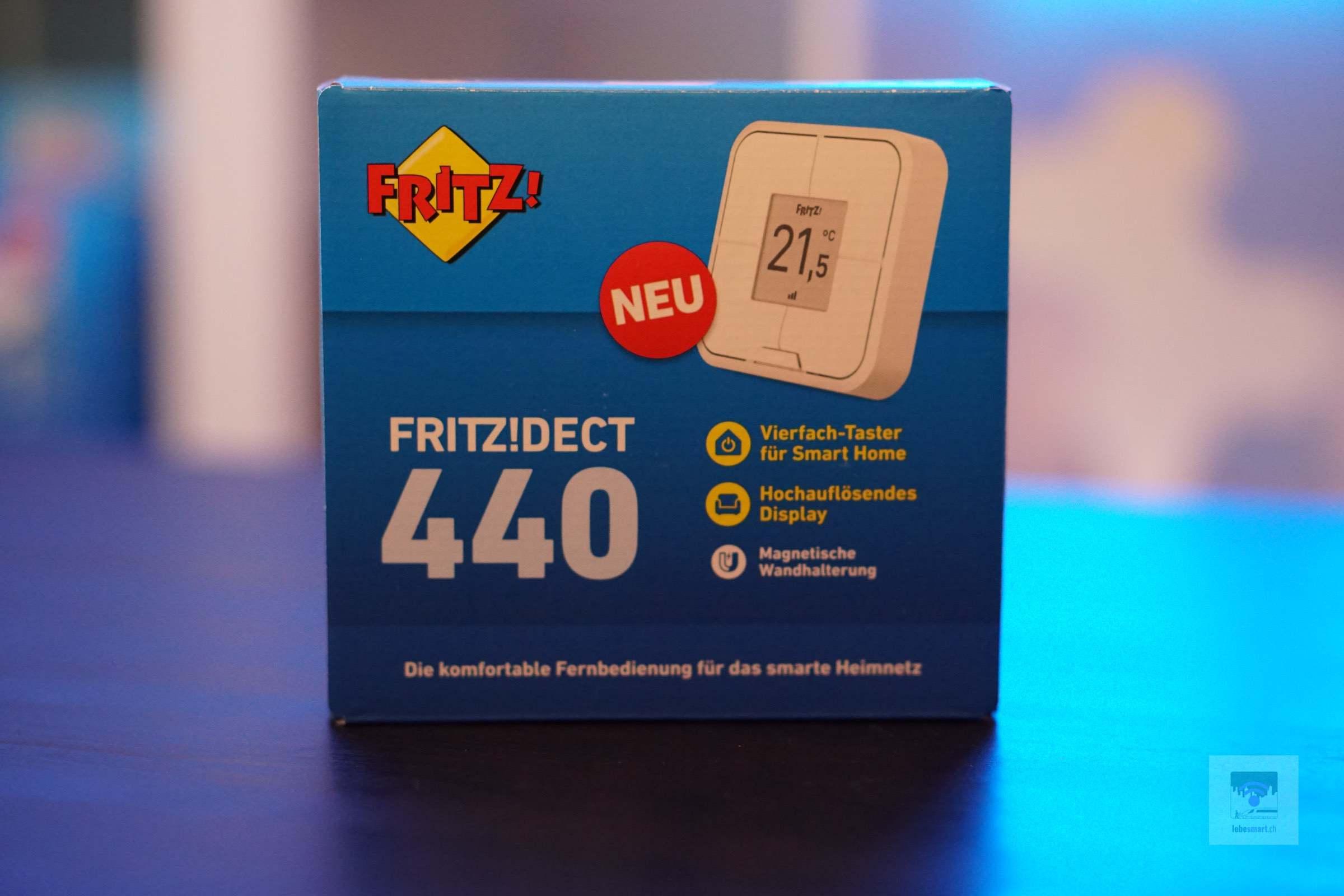 AVM - FRITZDect 440