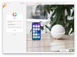 Der Homey bekommt eigene Web-App
