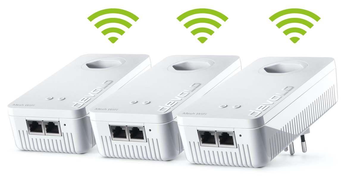 Devolo bringt neues Mesh-WLAN System auf den Markt
