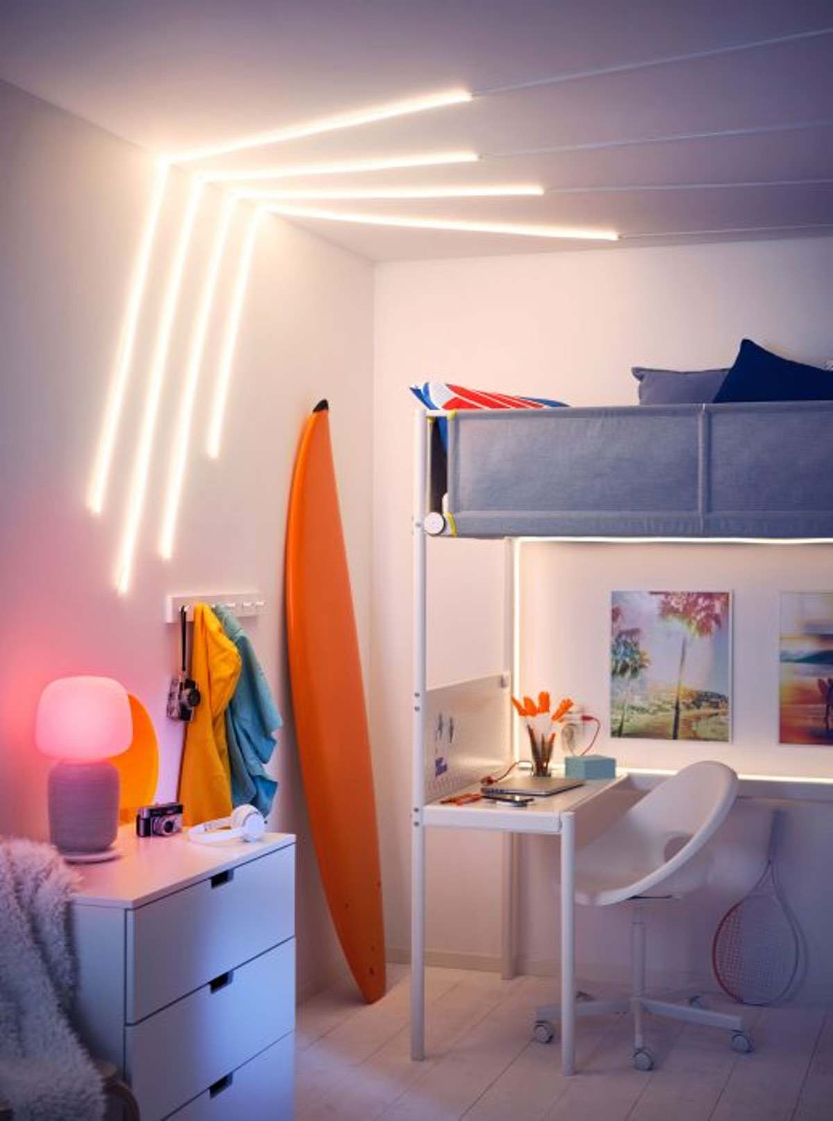MYRVARV – IKEAS neuste Lichtkreation